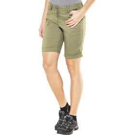Jack Wolfskin Liberty Korte Broek Dames, burnt olive